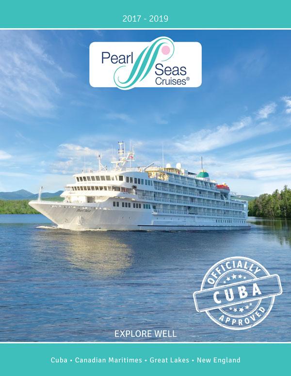 Pearl Seas Cruises Cruise Canada The Great Lakes Cuba - Canadian cruise