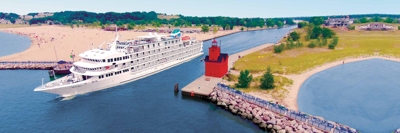 Great Lakes & Georgian Bay Cruise | Pearl Seas Cruises