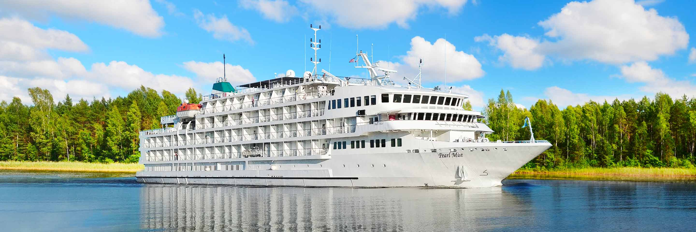 Pearl Mist Cruises To The Great Lakes Canada And Cuba